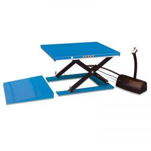 HY1001 로우 프로파일 전기 리프트 테이블