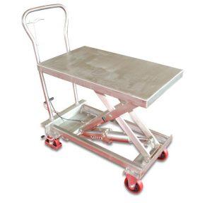 BSS10 스테인레스 스틸 리프트 테이블