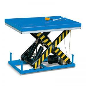 HW1001 고정식 리프트 테이블